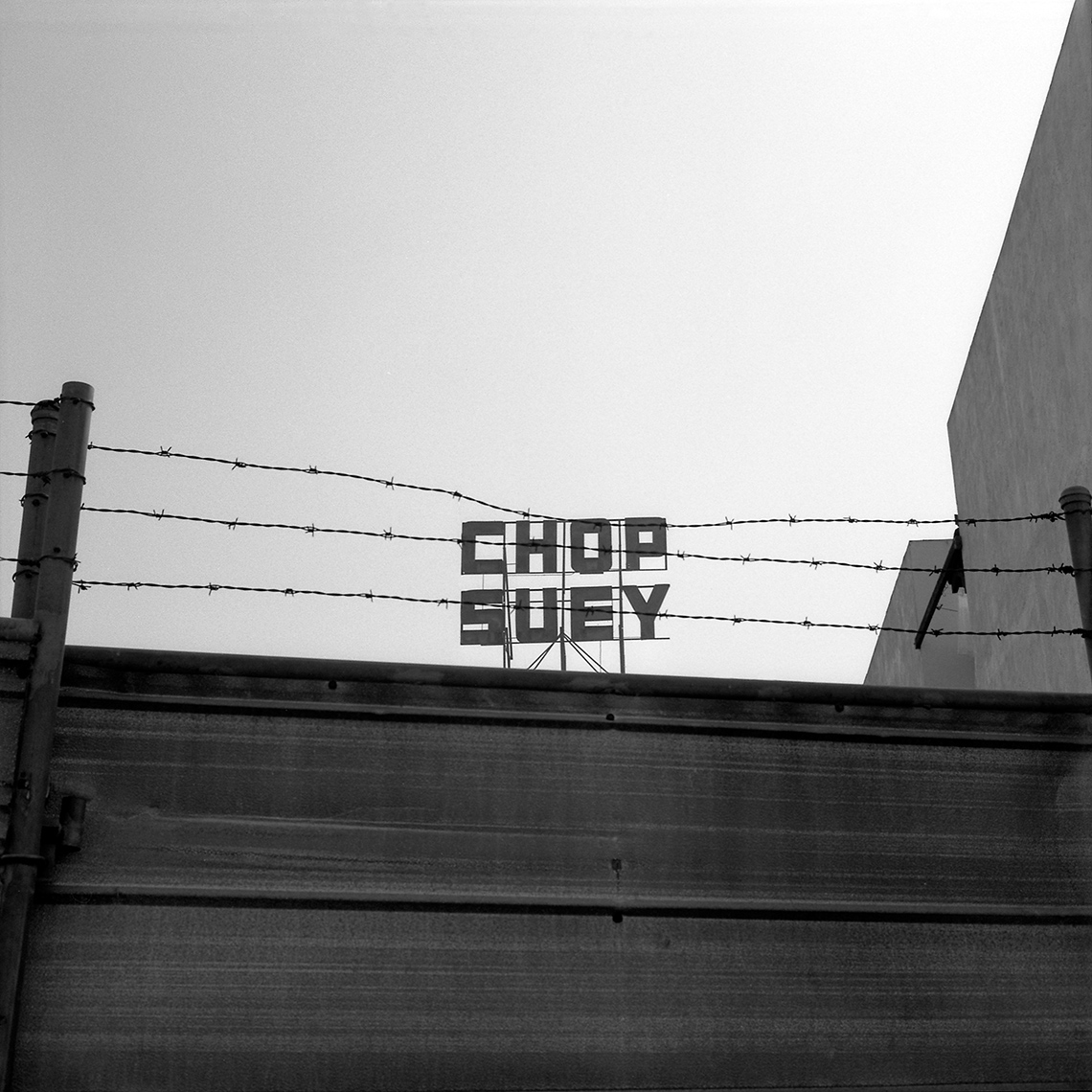 Barbed Wire Chop Suey