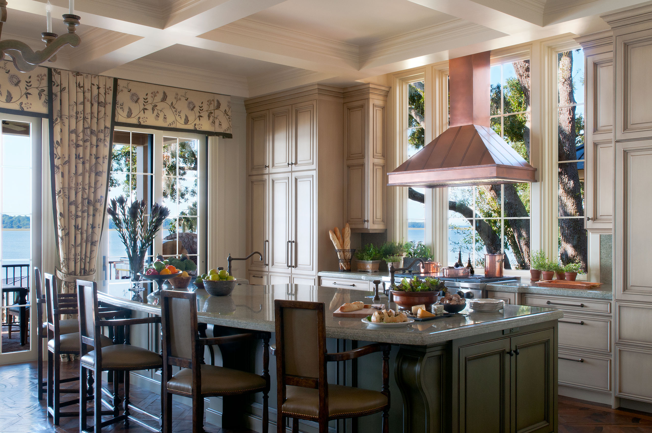 South Carolina Residence Kitchen