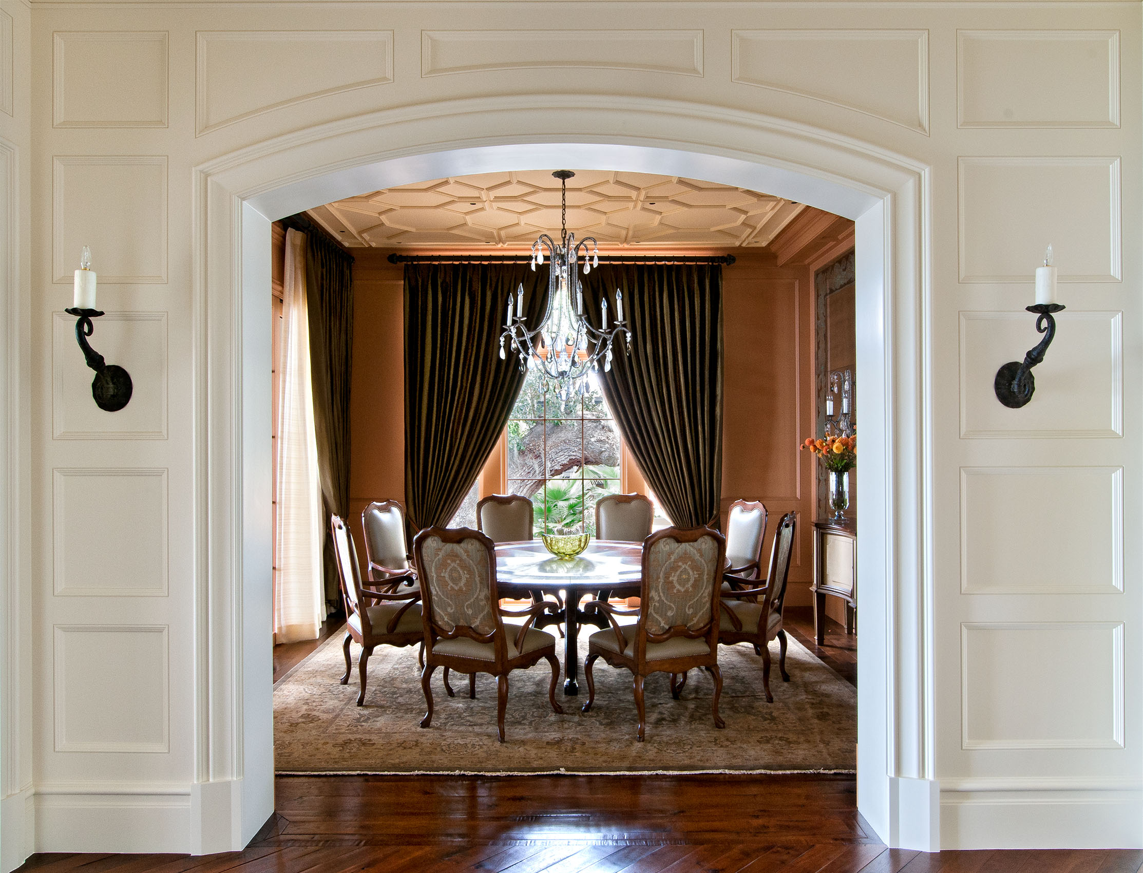 South Carolina Residence Dining Room